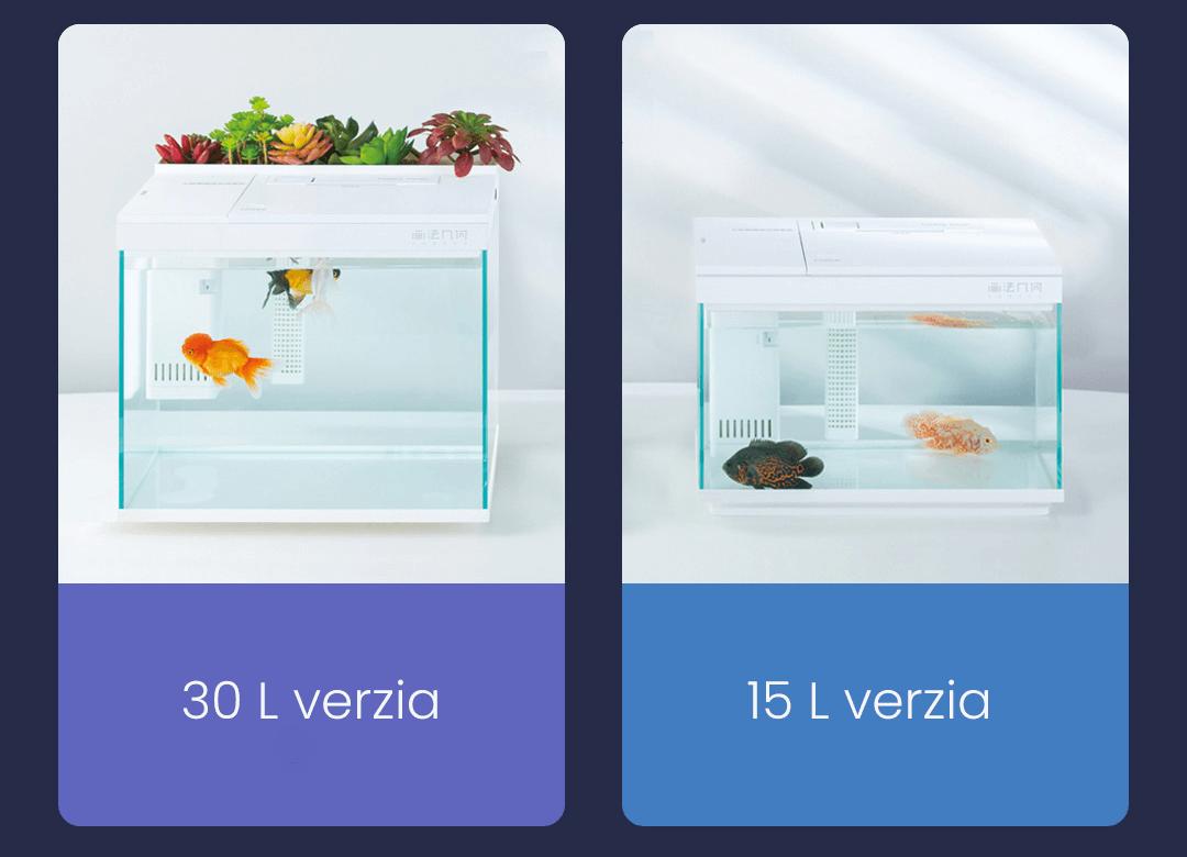 xiaomi smart ai akvarium rozdiely