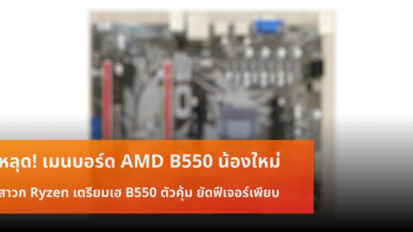 AMD B550 SOYO cov