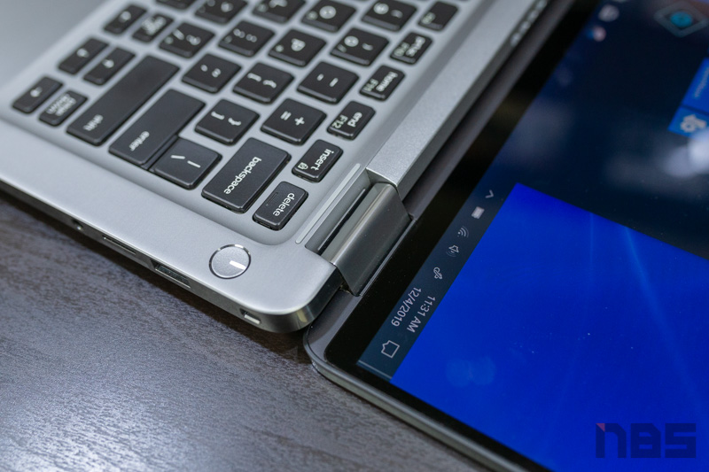 Dell Latitude 7400 2 in 1 Review 19