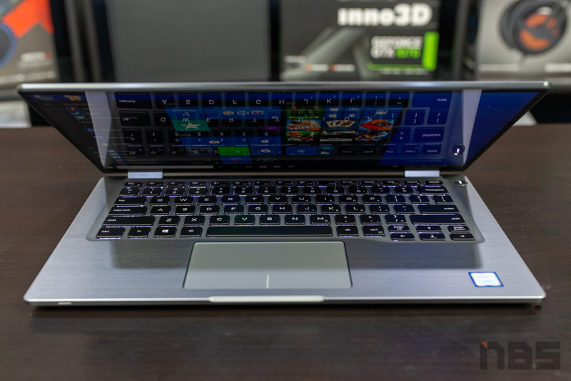 Dell Latitude 7400 2 in 1 Review 26
