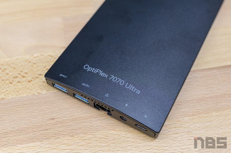 Dell OptiPlex 7070 Ultra NBS Review 25