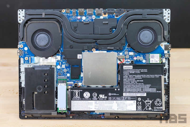 Lenovo Y540 Up RAM Review 11
