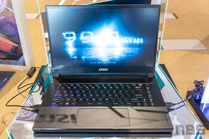 MSI GE66 GS66 Creator 17 Model 2020 34