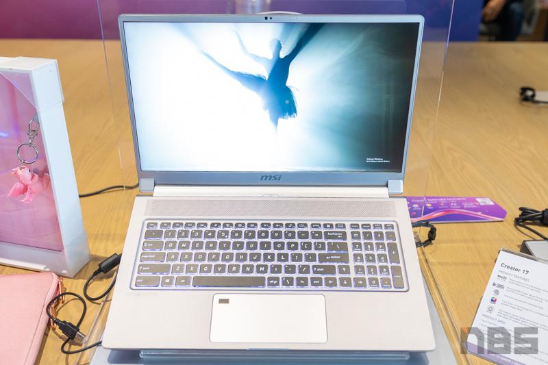 MSI GE66 GS66 Creator 17 Model 2020 68