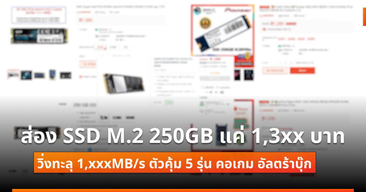 ssd 250gb