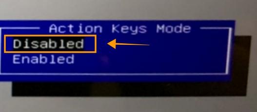 กด f1-f12 ได้ โดยไม่ต้องใช้ปุ่ม Fn Key