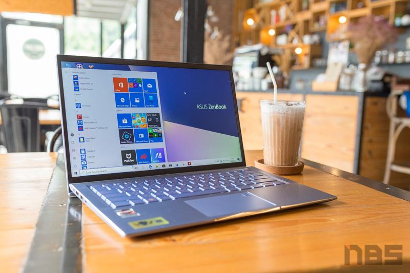 ASUS ZenBook UM431D Review 4