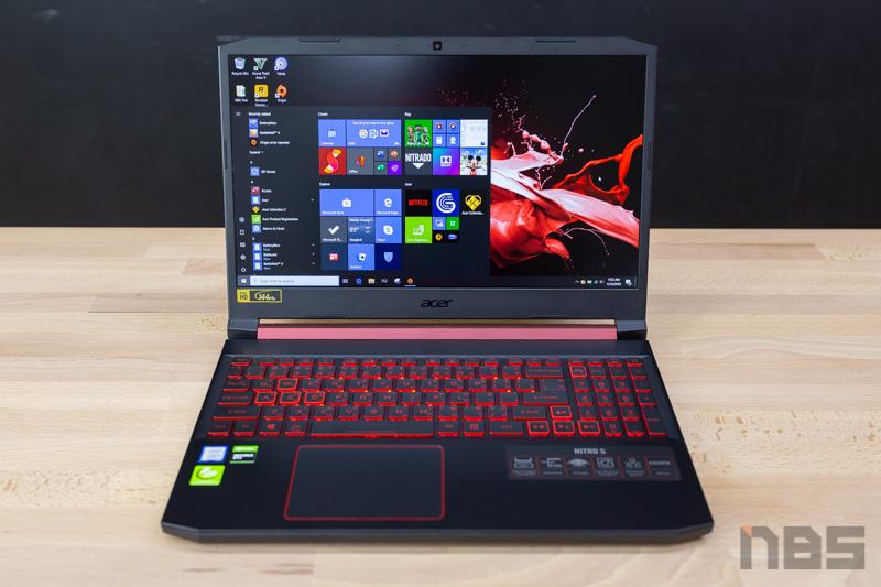Acer Nitro 5 i5 GTX 1050 Review 1