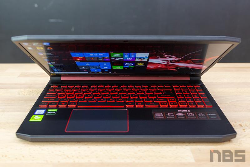 Acer Nitro 5 i5 GTX 1050 Review 16