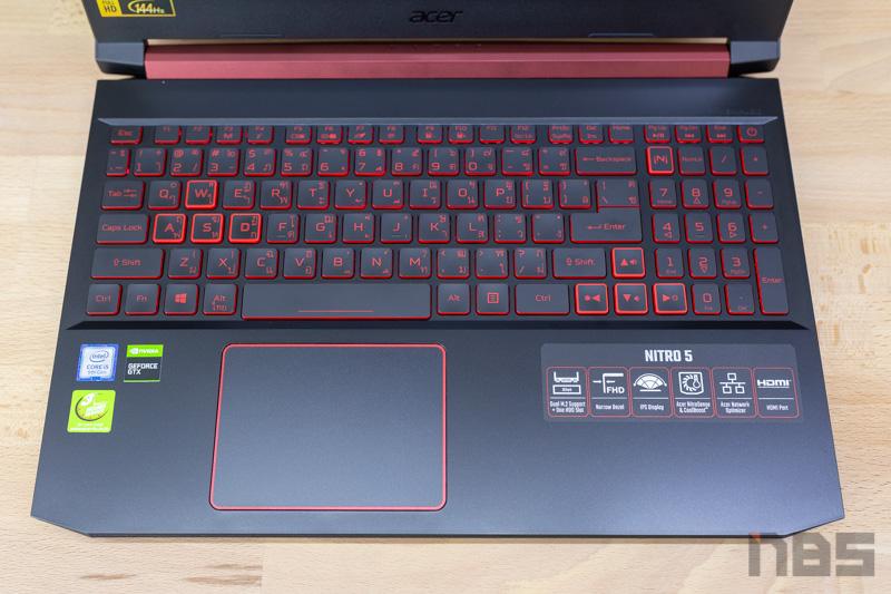 Acer Nitro 5 i5 GTX 1050 Review 6