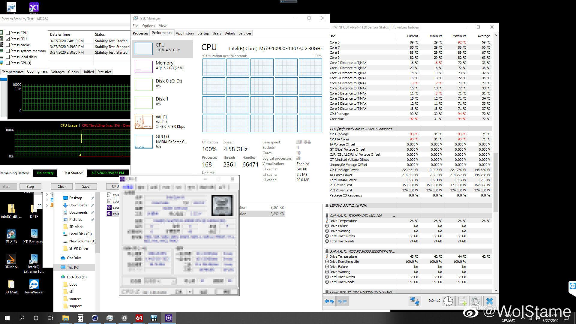 Core i9 10900F 1