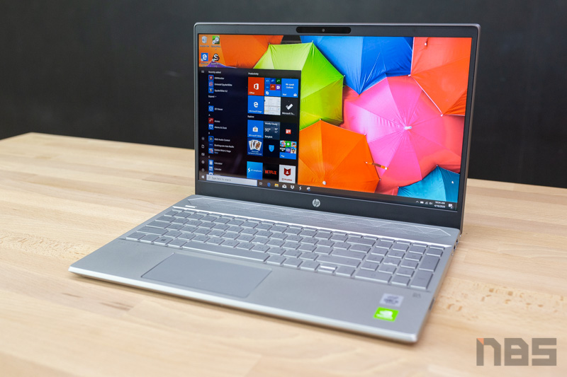 HP Pavilion 15 2020 i5MX250 Review 3