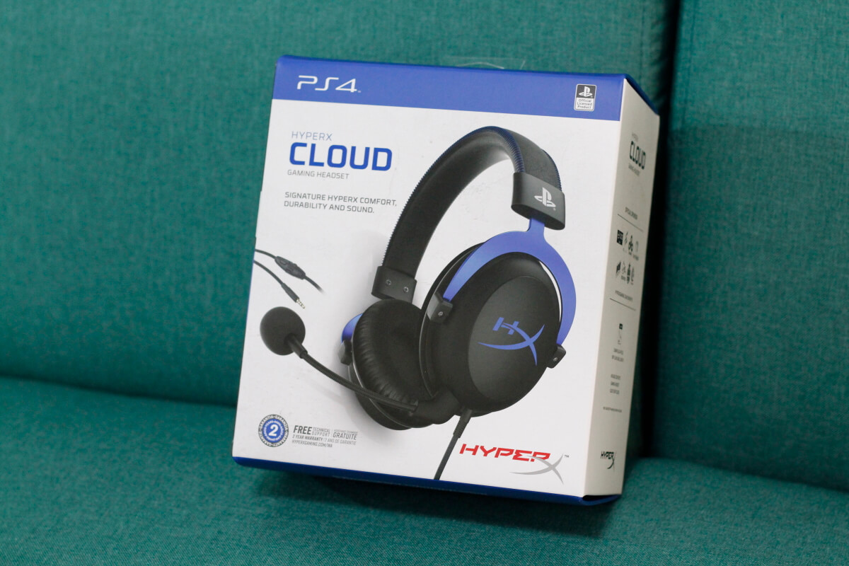 HyperX Cloud ChargePlay 2