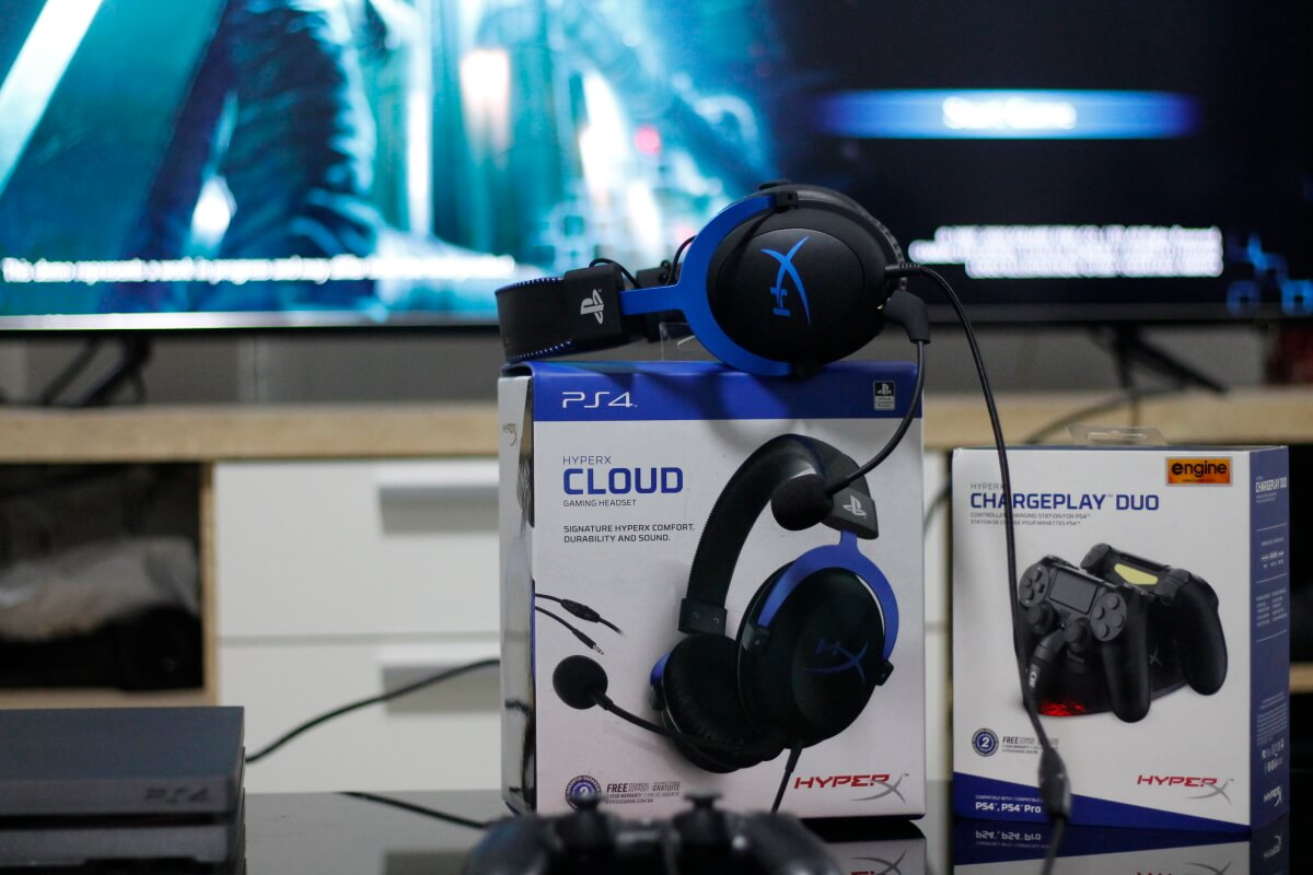 HyperX Cloud ChargePlay 29