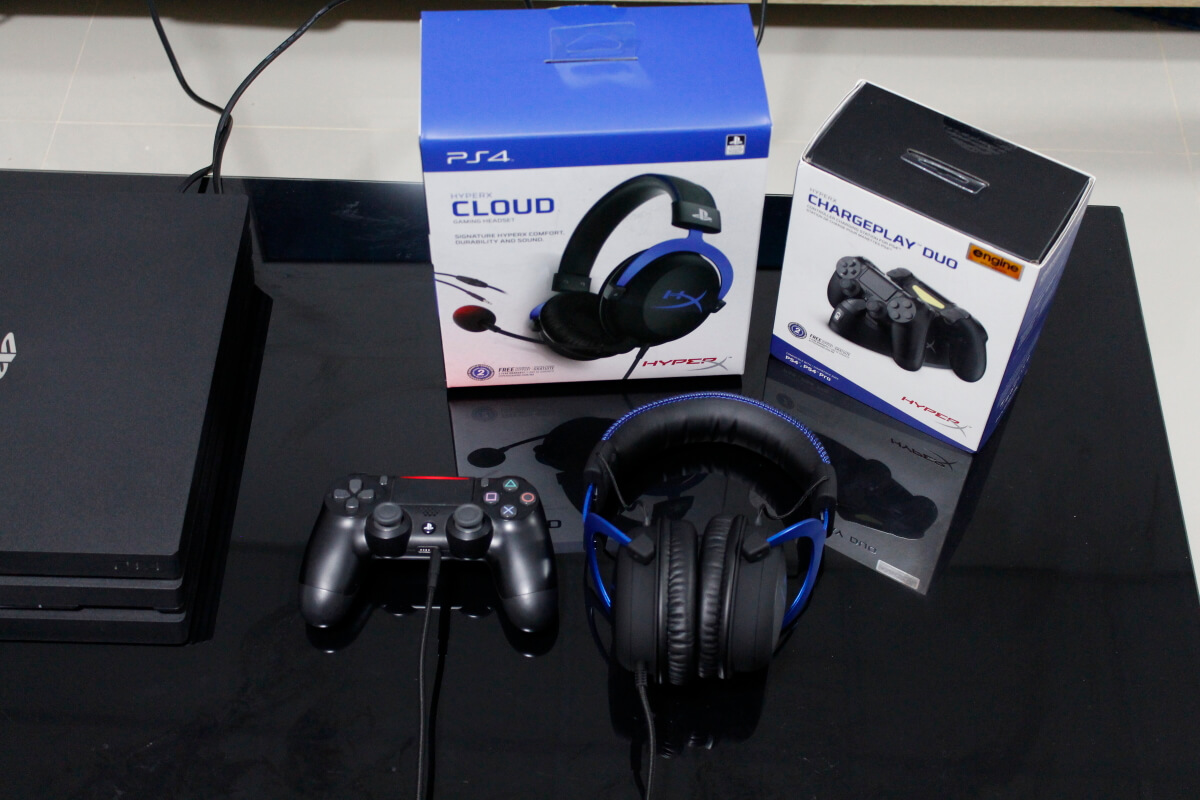 HyperX Cloud ChargePlay 33