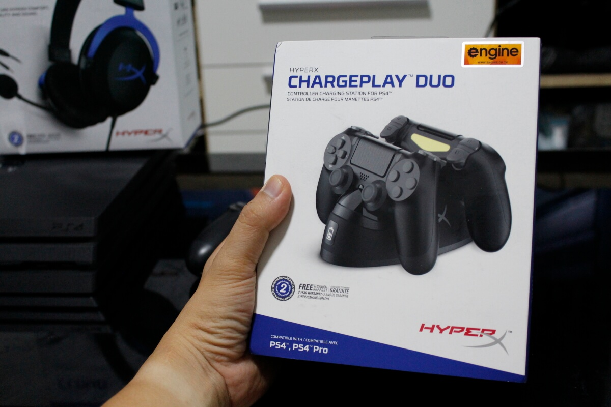 HyperX Cloud ChargePlay 37