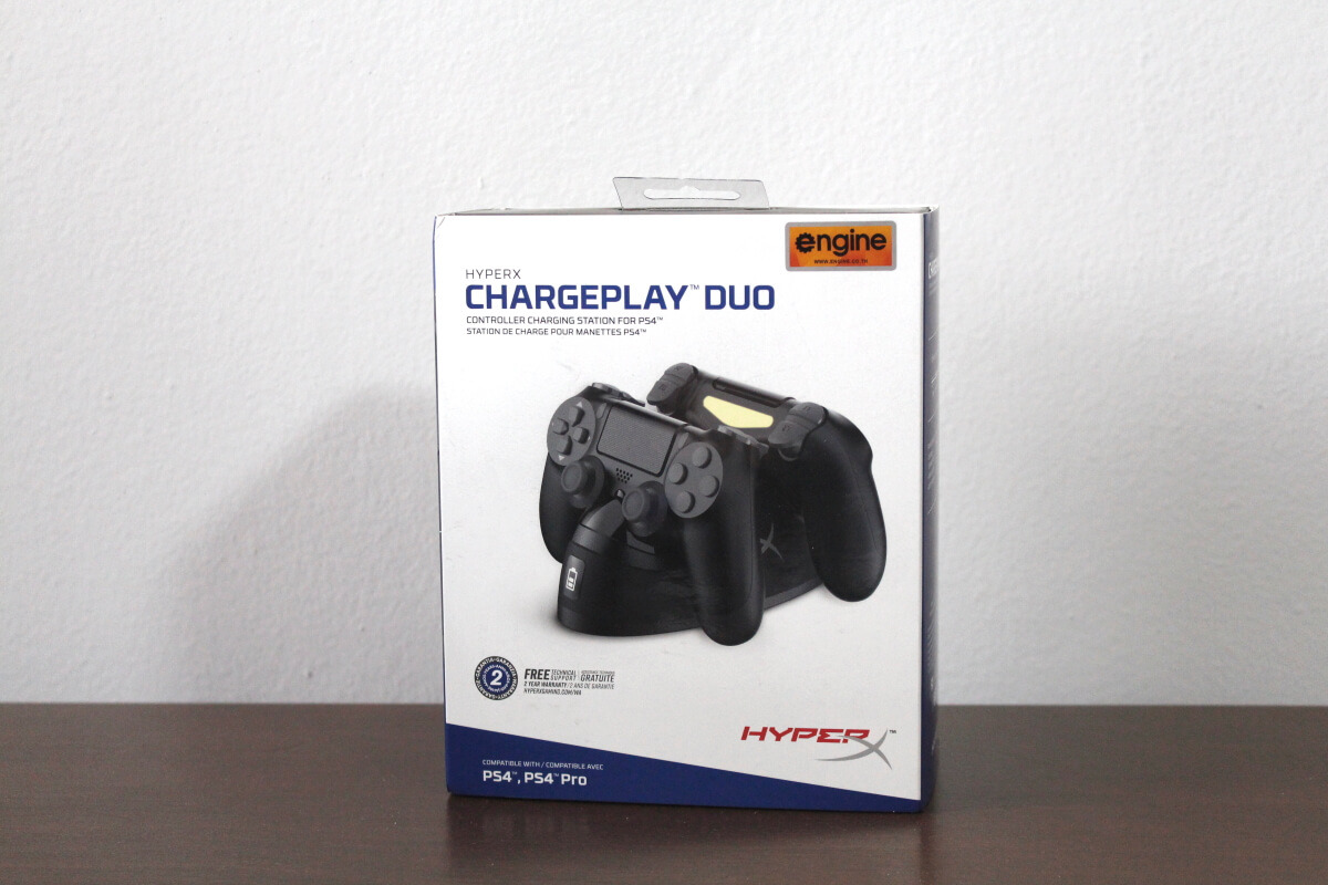 HyperX Cloud ChargePlay 38