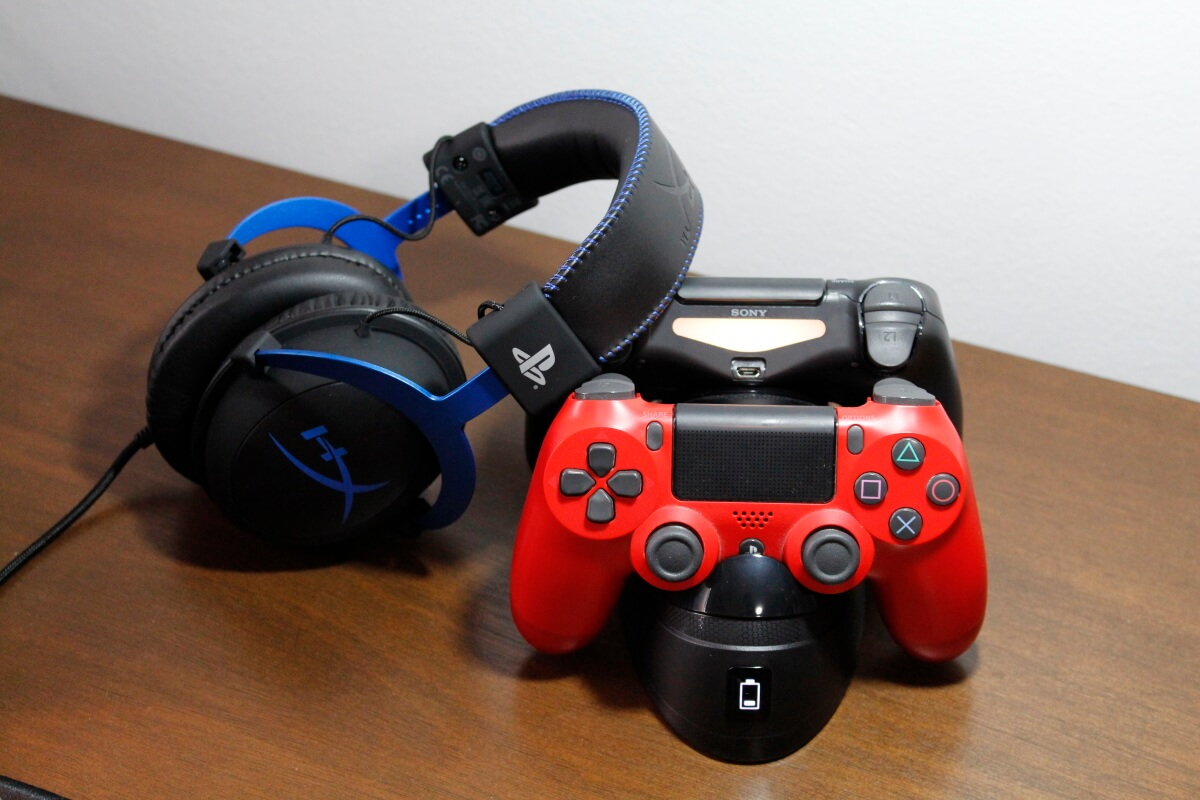 HyperX Cloud ChargePlay 51