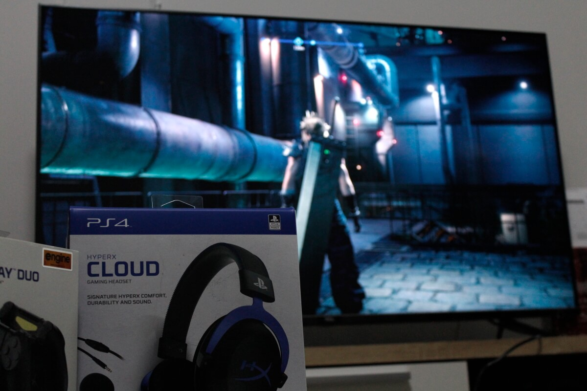 HyperX Cloud ChargePlay 61