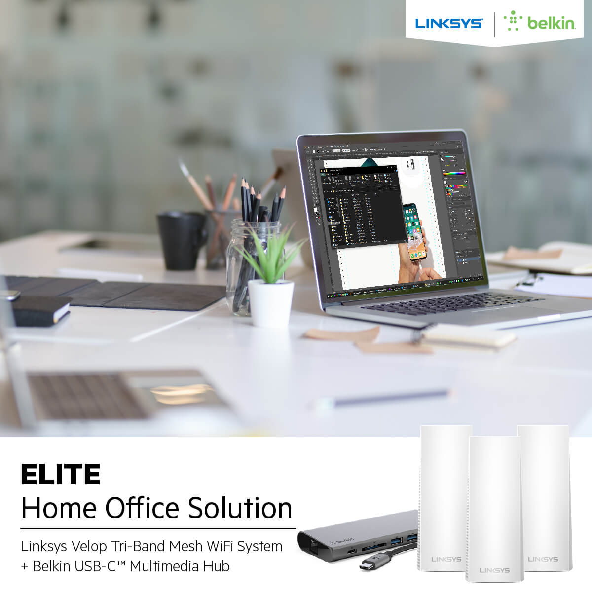 Press release Linksys Unveils Three Customized 'Home Office Solution 2 02