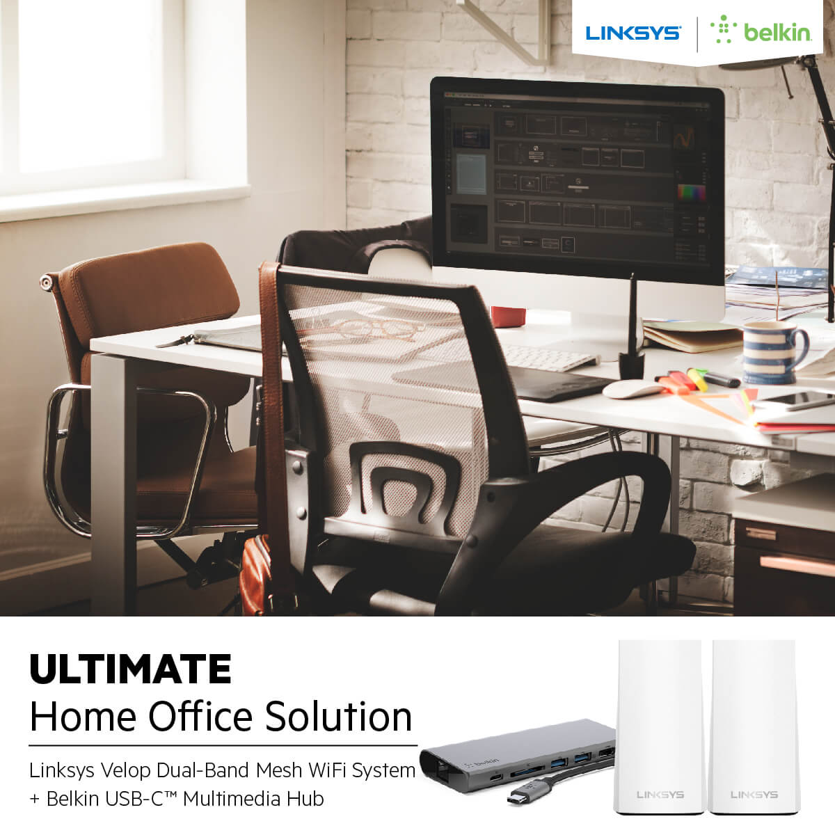 Press release Linksys Unveils Three Customized 'Home Office Solution 2 03
