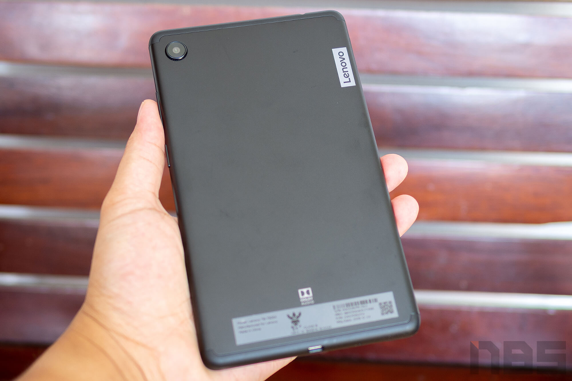 Review Lenovo Tab M7 NotebookSPEC 12