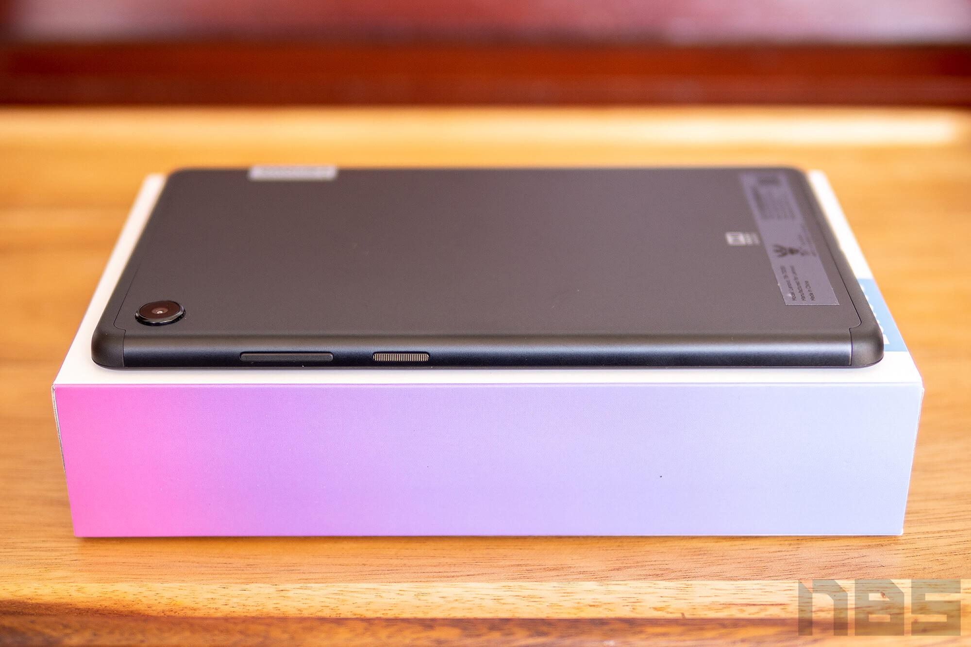 Review Lenovo Tab M7 NotebookSPEC 19