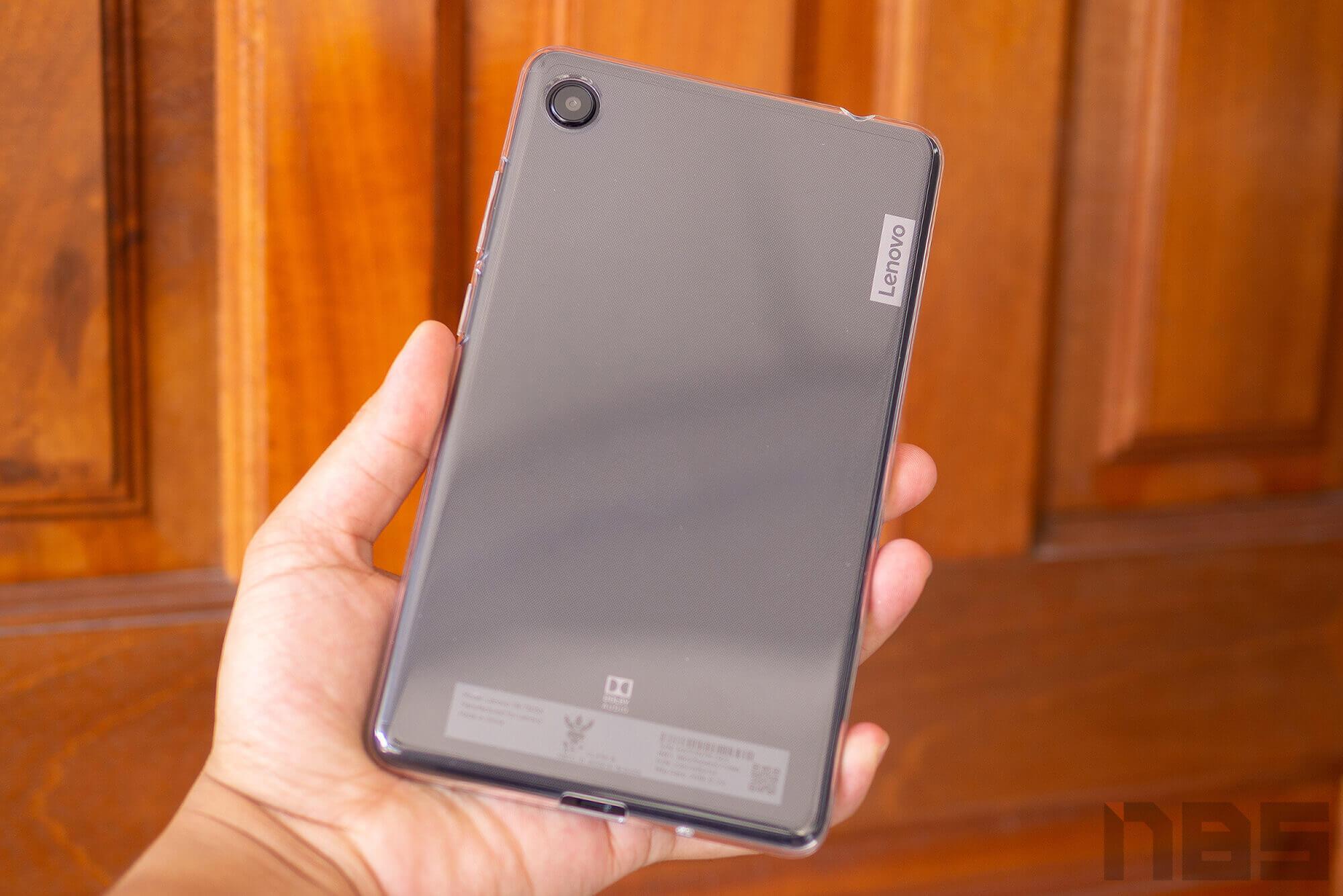 Review Lenovo Tab M7 NotebookSPEC 22