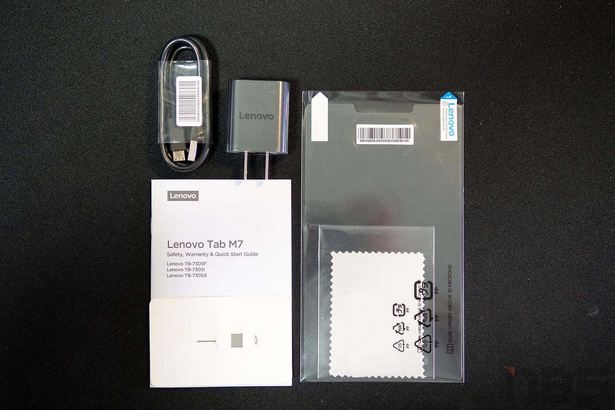 Review Lenovo Tab M7 NotebookSPEC 4