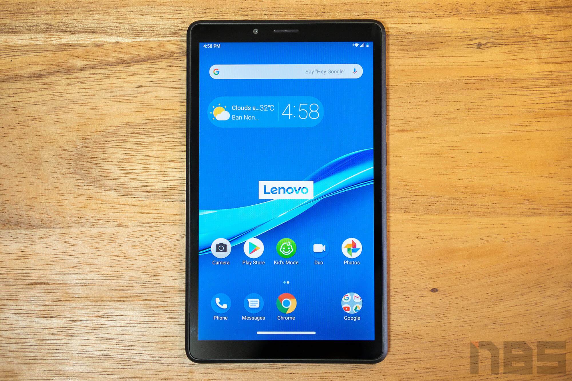 Review Lenovo Tab M7 NotebookSPEC 5