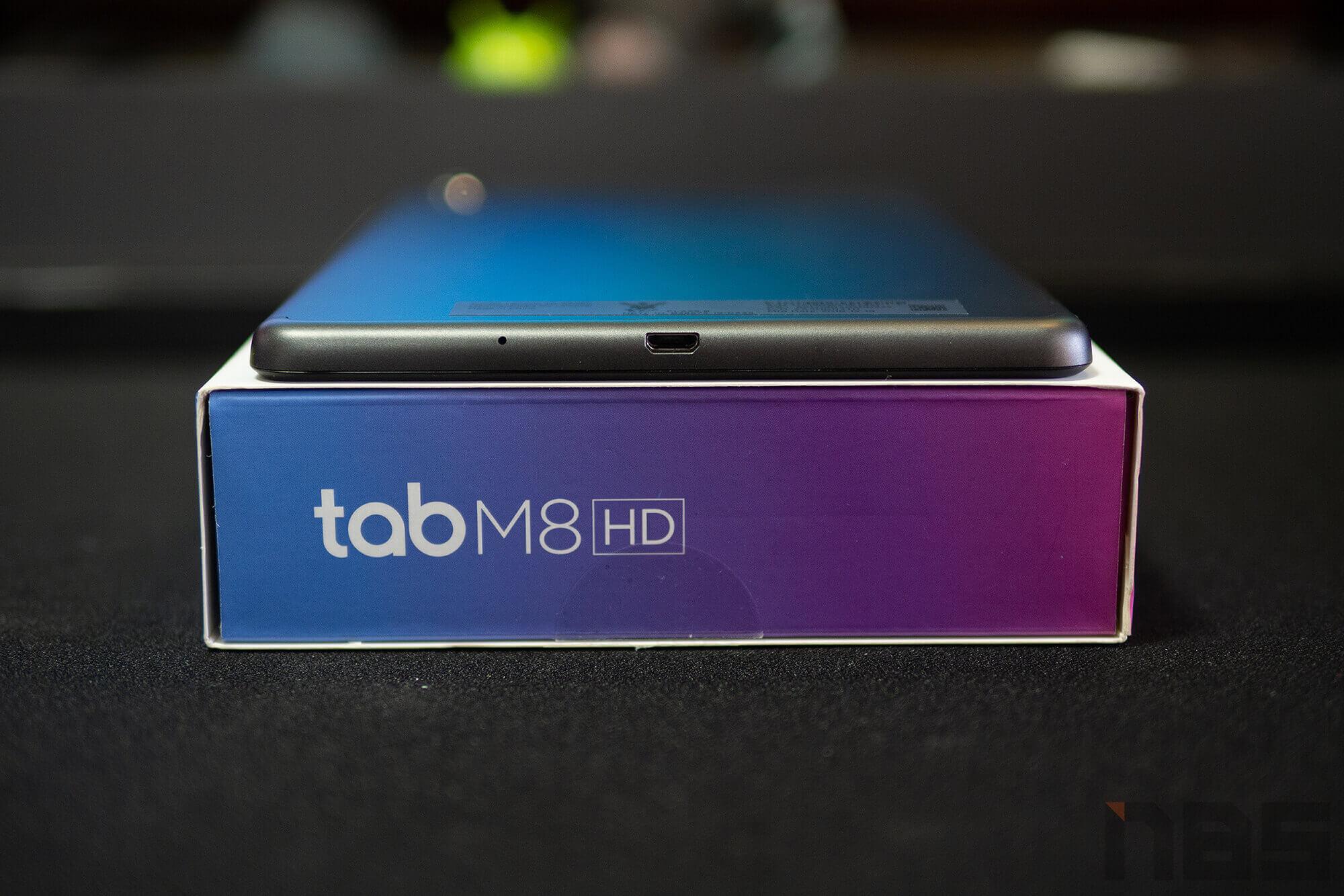 Review Lenovo Tab M8 NotebookSPEC 27
