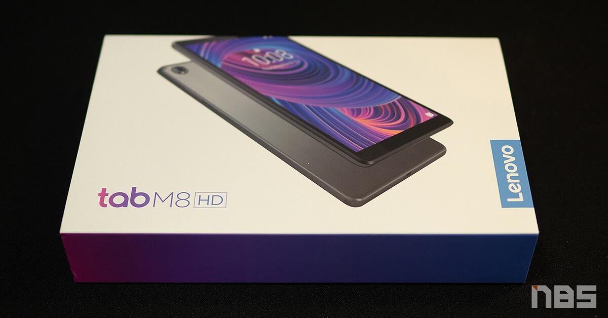 Review Lenovo Tab M8 NotebookSPEC 3
