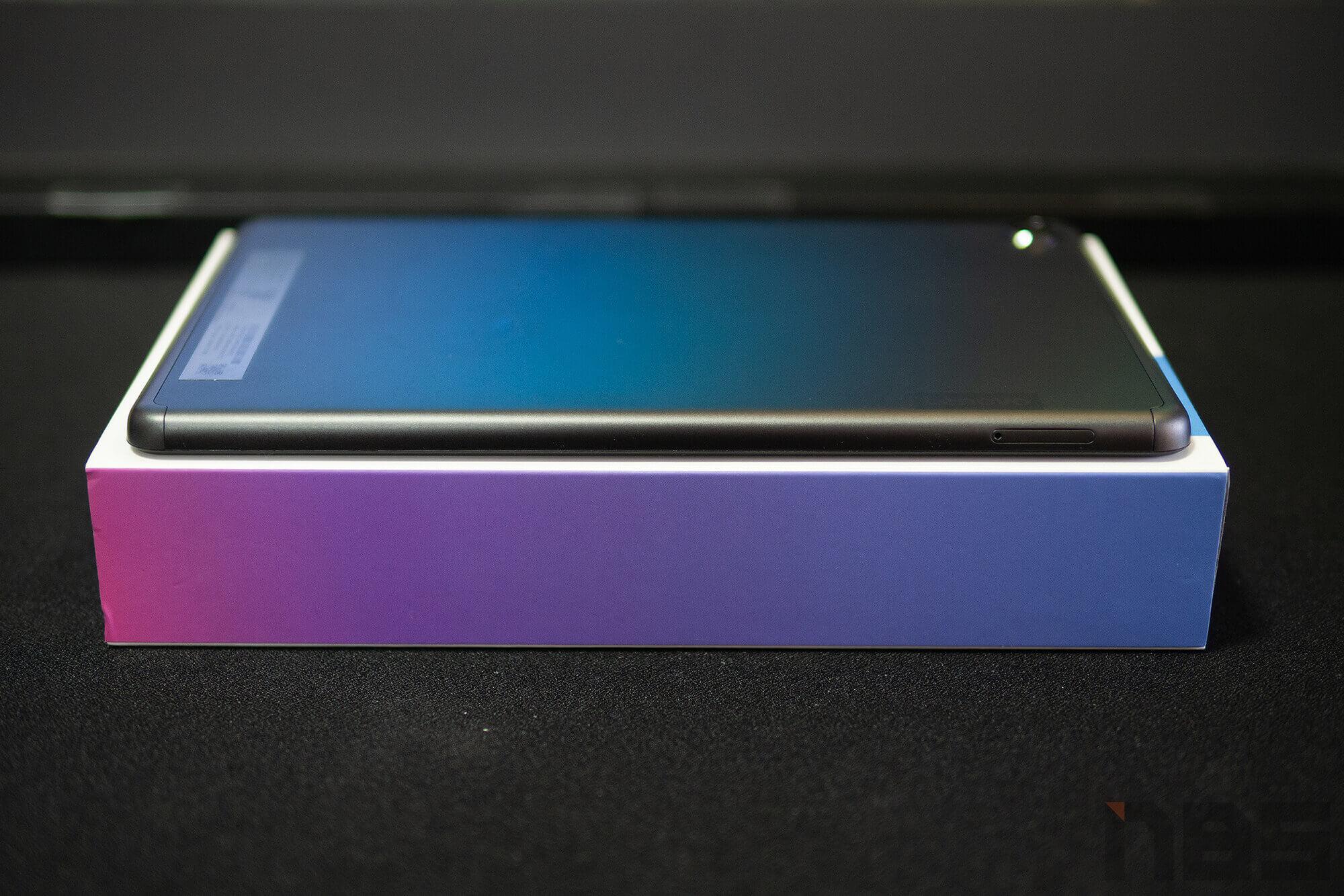 Review Lenovo Tab M8 NotebookSPEC 30