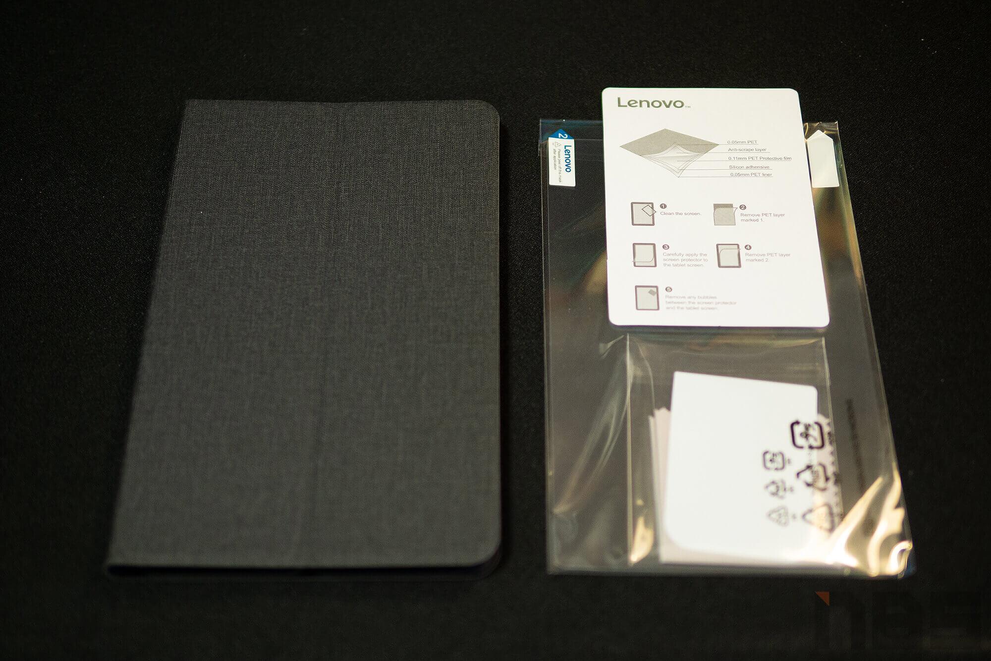 Review Lenovo Tab M8 NotebookSPEC 35