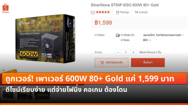SilverStone ST60F ESG cov