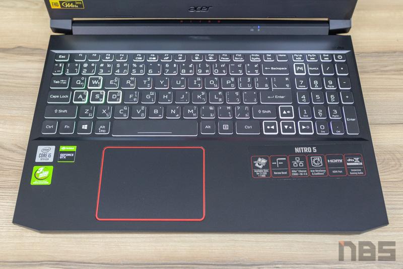 Acer Nitro 5 2020 i5 10300H GTX1650 Ti Review 18