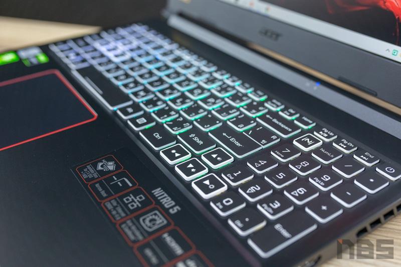 Acer Nitro 5 2020 i5 10300H GTX1650 Ti Review 23