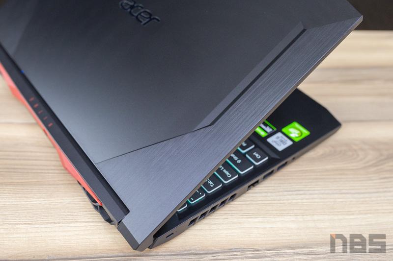 Acer Nitro 5 2020 i5 10300H GTX1650 Ti Review 31