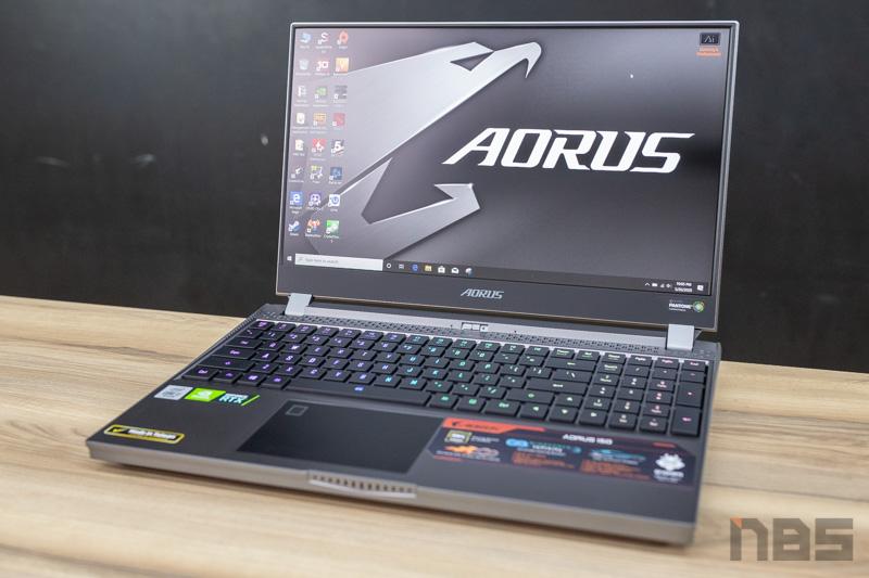 Gigabyte Aorus 15G i7 RTX 2070s Review 3