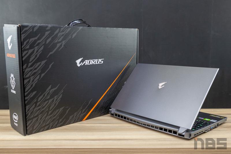 Gigabyte Aorus 15G i7 RTX 2070s Review 48