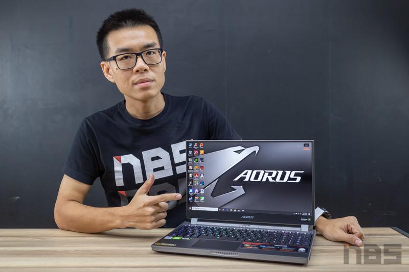 Gigabyte Aorus 15G i7 RTX 2070s Review 50