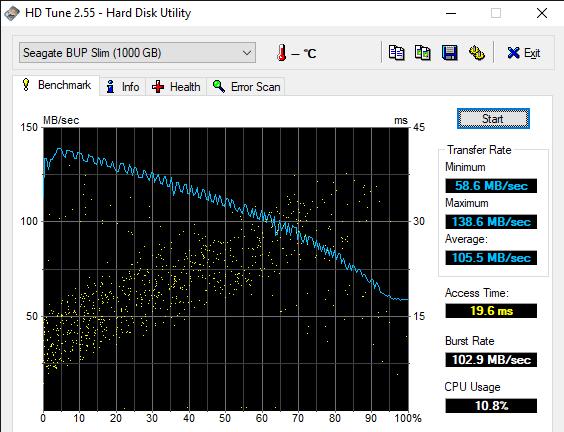HD Tune 2.55 Hard Disk Utility 5 21 2020 11 45 47 AM