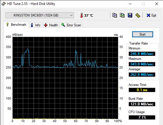 HD Tune 2.55 Hard Disk Utility 5 4 2020 12 30 55 PM