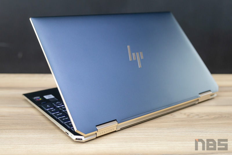 HP Spectre X360 13 i7 Gen 10 Review 21