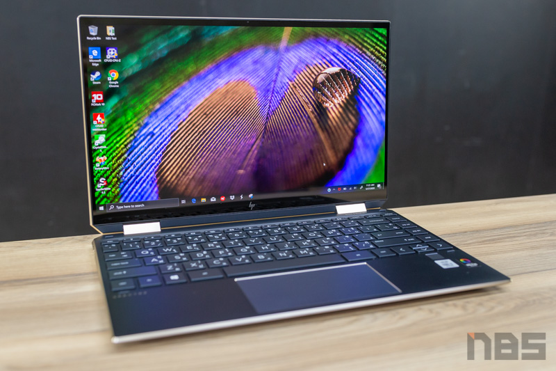 HP Spectre X360 13 i7 Gen 10 Review 3