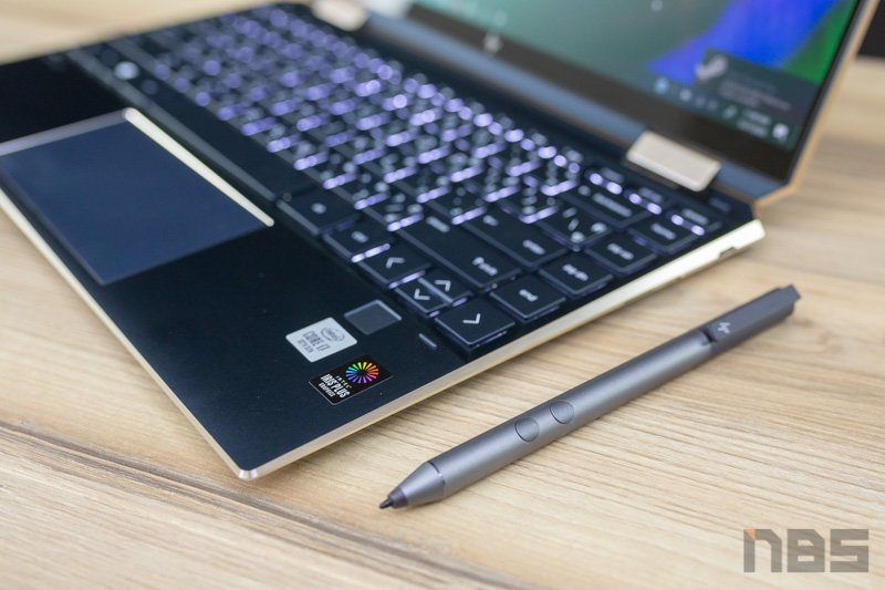 HP Spectre X360 13 i7 Gen 10 Review 52