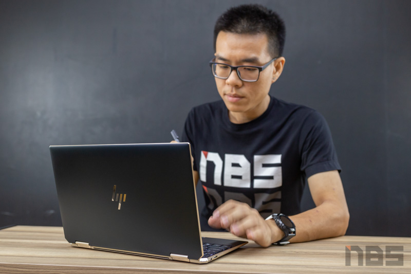 HP Spectre X360 13 i7 Gen 10 Review 75