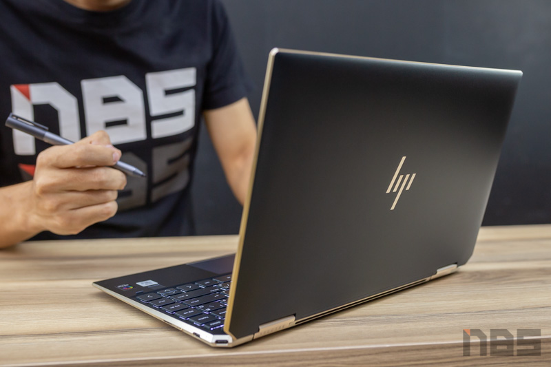 HP Spectre X360 13 i7 Gen 10 Review 77