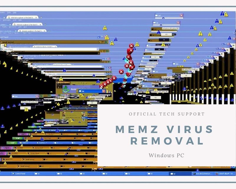 How To Remove Memz Virus from Windows PC