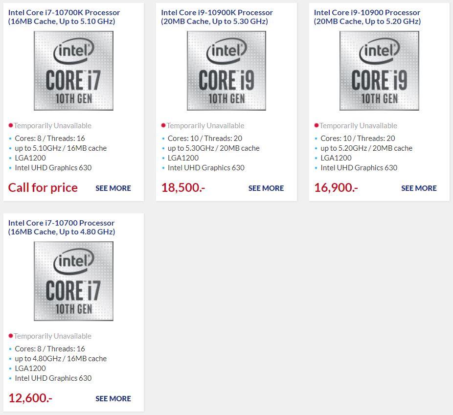 Intel Gen10